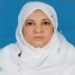 Dr. Mohsina Alam