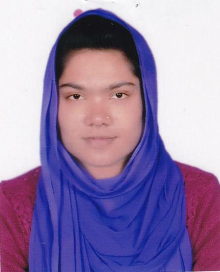 Dr. Mst. Mousumi Akter