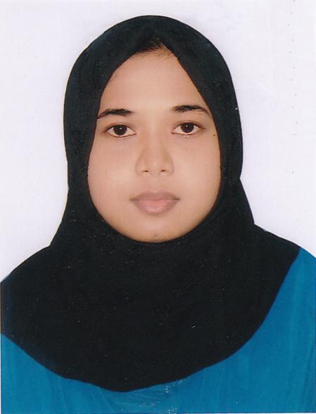 Dr. Sumaiya Zebin Sania