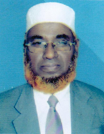 Prof. Dr. Md. Abdus Shukur