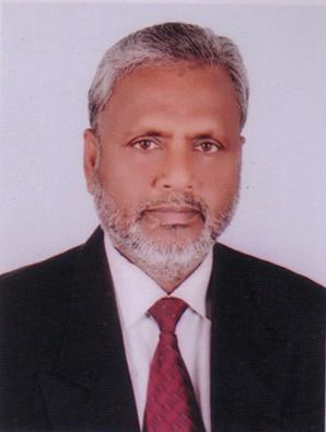 Prof. Dr. Shah Md. Shahjahan Ali Sarkar