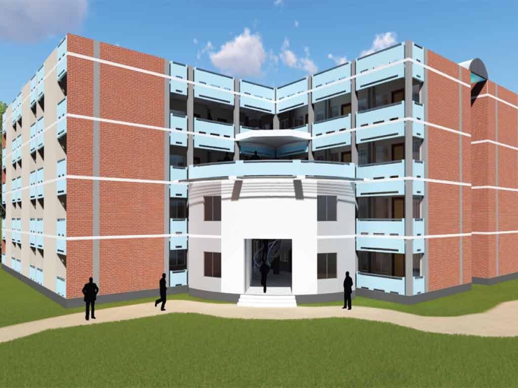 TMC_Foreign_Student_Hostel