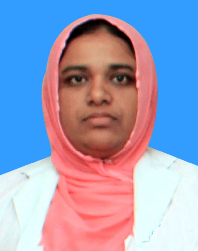 Dr. Kaniz Fatema Roksana