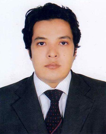 Dr. Mottakin Ahmed