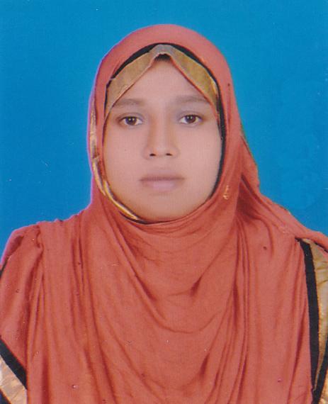 Dr. Mst. Fatema Khatun