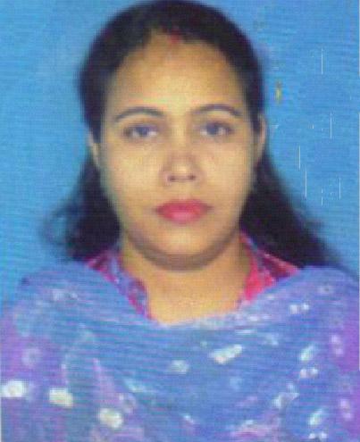Dr. Swapna Rani Mondal
