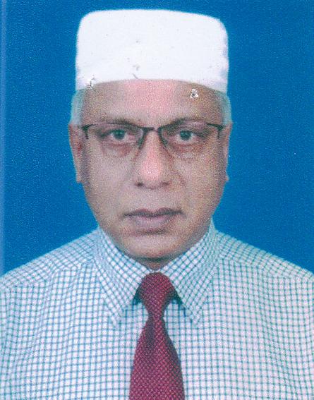 Prof. Dr. Md. Rezaul Islam